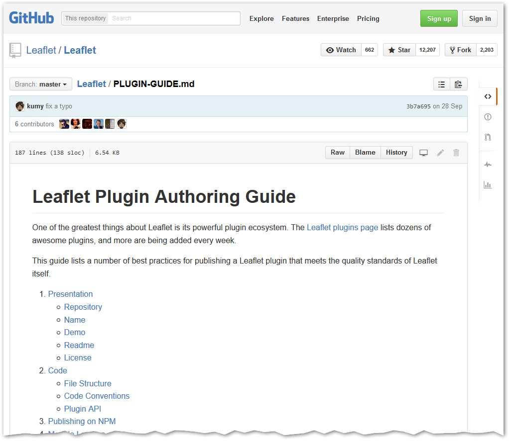 Ebook - Chapter 7 of Leaflet js