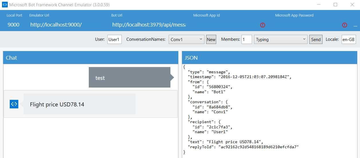 Ebook - Chapter 4 of Microsoft Bot Framework