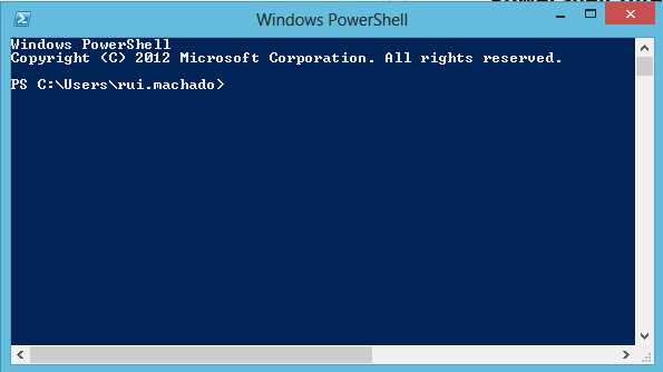 Ebook - Chapter 1 of PowerShell