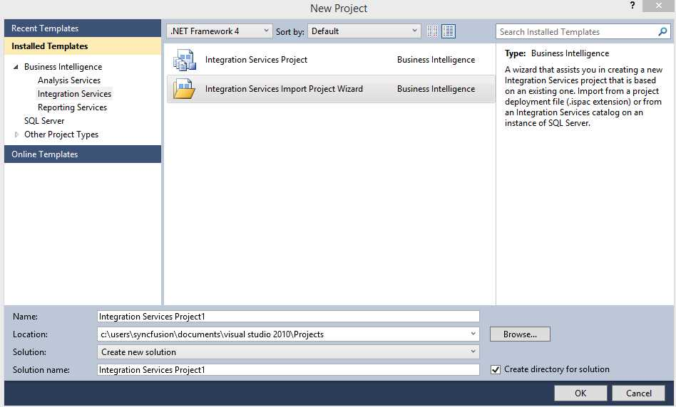 Ebook - Chapter 2 of SSIS