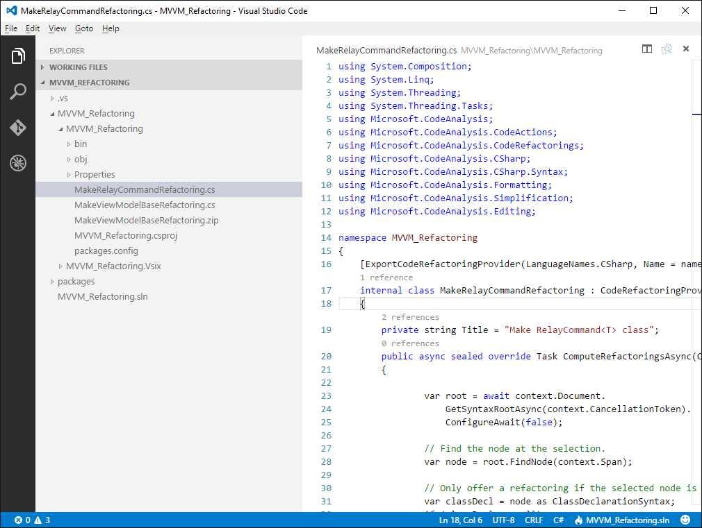 Ebook - Chapter 1 of Visual Studio Code