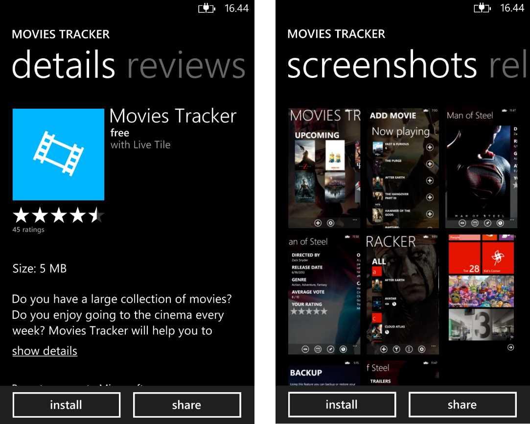 Ebook - Chapter 10 of Windows Phone 8 Development