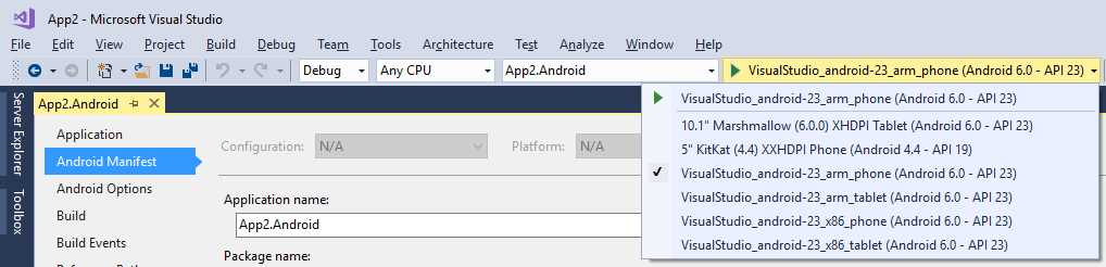 Ebook - Chapter 1 of Xamarin Forms