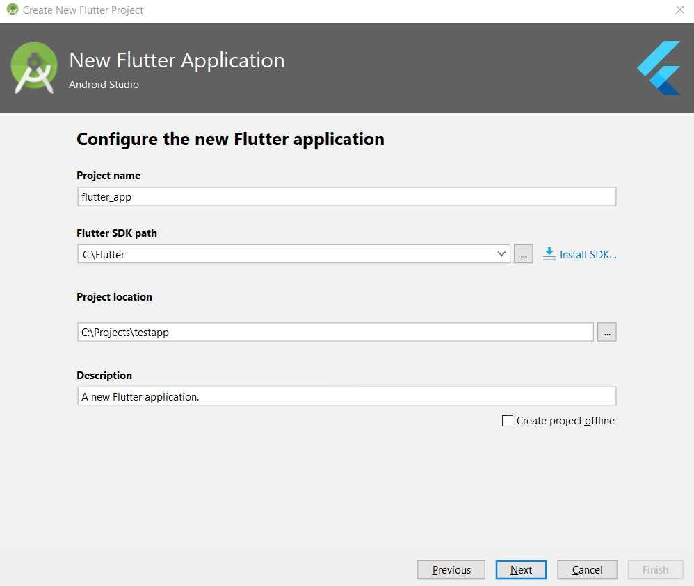 Ebook - Chapter 1 of Flutter