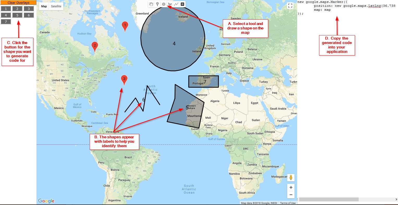 Ebook - Chapter 4 of Google Maps API