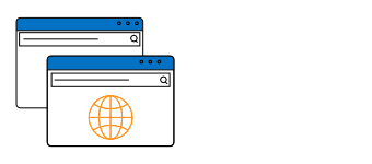 Cross browser illustration in Blazor circular gauge