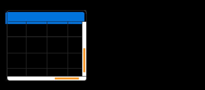 Blazor Data Grid   Office Fabric UI Grid   Syncfusion