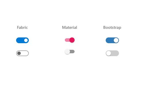 Blazor Toggle Switch Button Component   Syncfusion