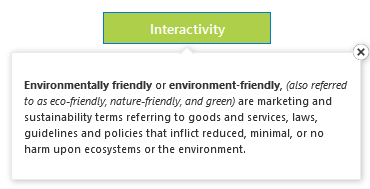 ASP.NET Tooltip Interactivity