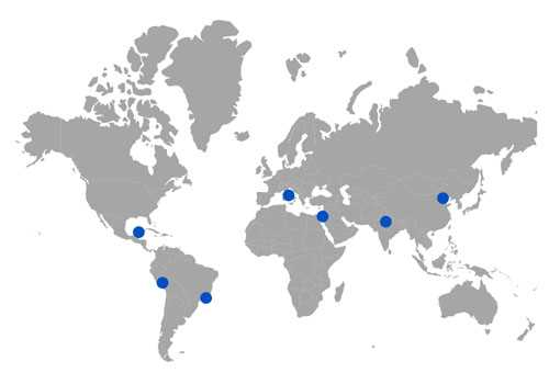 ASP.NET MVC Maps is rendered with multiple markers