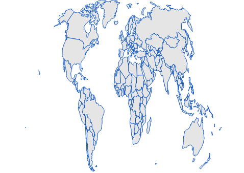 JavaScript Maps is rendered in Winkel3 projection