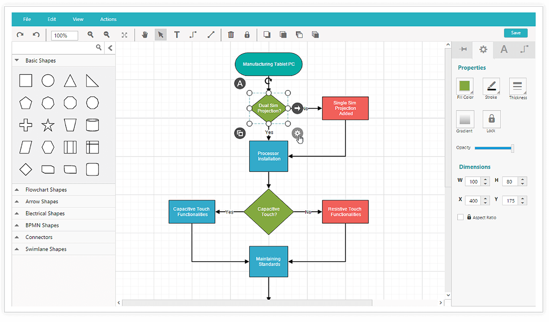 Diagram builder js explore schematic wiring diagram diagramming control for javascript jquery syncfusion rh syncfusion de diagram building toothpick bridge diagram builder free ccuart Gallery