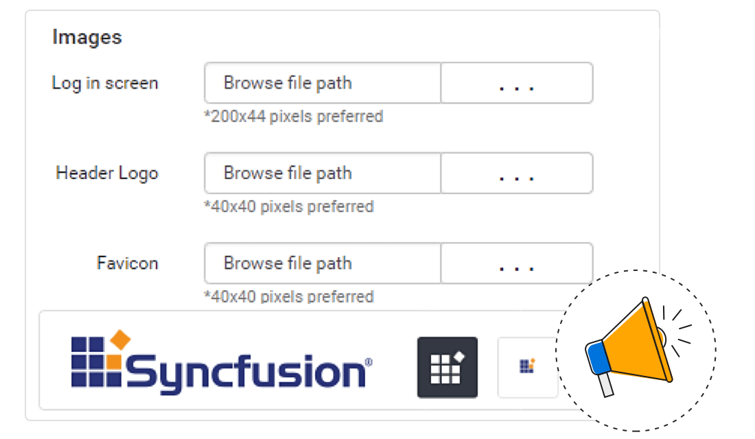 Reporting Management Solution | Report Server | Syncfusion