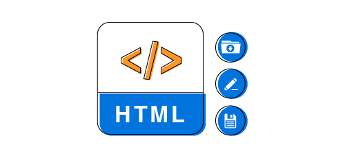 An illustration of HTML support in UWP RichTextBox.