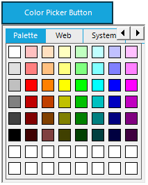 windows forms color picker button control