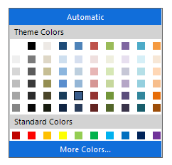windows forms color picker control