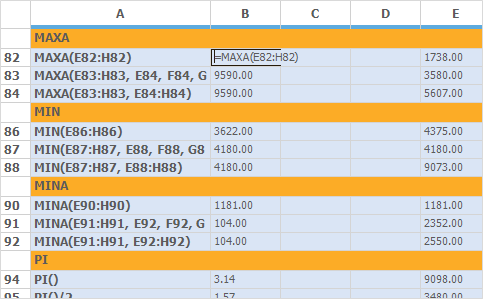 winforms grid control formula calculations