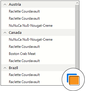 windows forms listview grouping