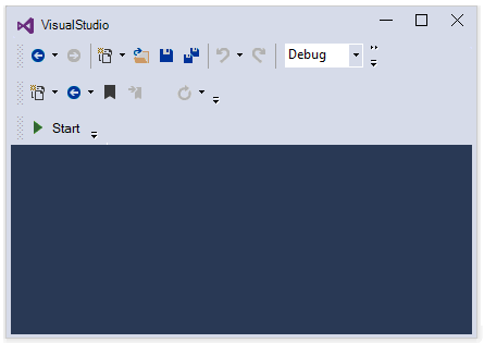 Docking bars of Windows Forms main frame bar manager in multiple rows