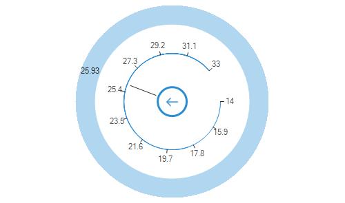 WinForms Radial Menu control | Circular Context Menu
