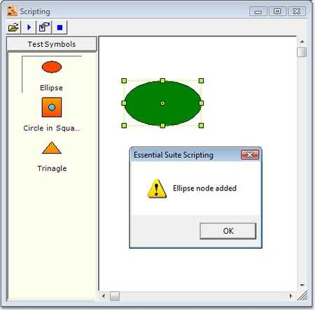 Diagram component is used for symbolic representation of data flow the scripting feature allows end users to define behaviors for diagram entities at run time using one of the supported scripting languages ccuart Choice Image