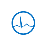 WPF Busy Indicator control showing ECG animation