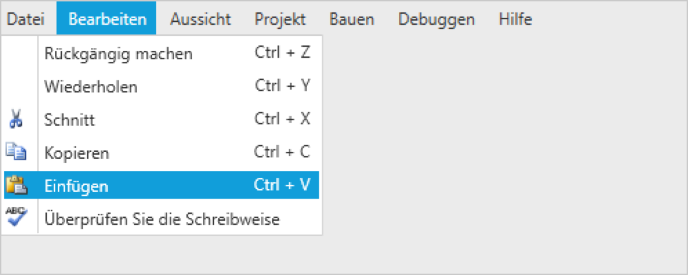 Localization support in WPF Menu control