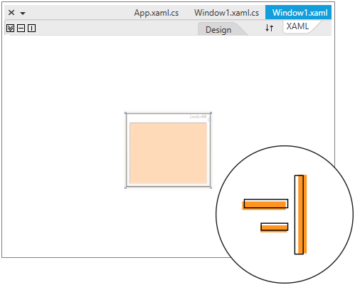 WPF Tab Splitter display tabs in right-to-left