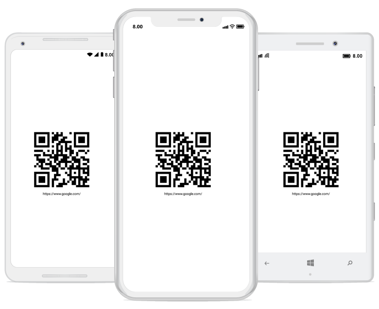 Create or generate 1D and 2D barcodes in Xamarin forms