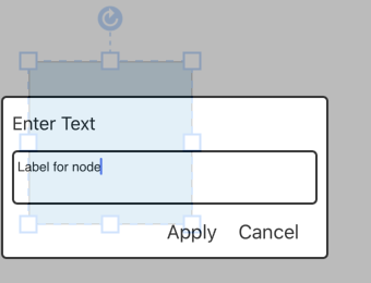Label Editing in Xamarin.Forms diagram.