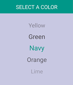 Xamarin.Forms picker to select a color